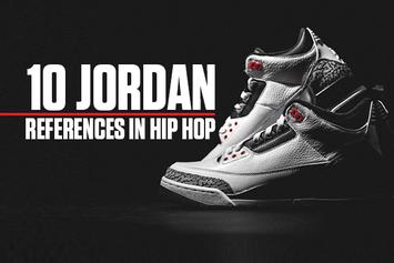 A Brief History Of 10 Jordan References In Hip-Hop