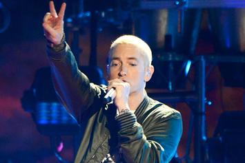 "Eminem Previews New Song With Sia In ""The Equalizer"" Trailer"