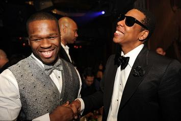50 Cent Names Jay Z As The Most Overrated Rapper