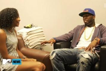 50 Cent Speaks On Internet Trolling