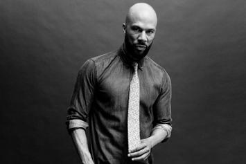"Common Reveals ""Nobody Smiling"" Tracklist [Update: Stream The Entire Album]"