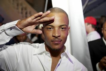 "T.I. Says Jeezy, Rick Ross, Pharrell, The-Dream, Lil Boosie And More Are On ""Paperwork"""