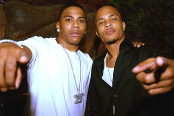 Nelly And T.I. Speak On Ferguson Situation, Start Scholarship In Michael Brown's Name
