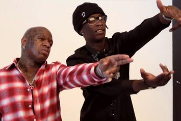 "Young Thug Calls Birdman ""My Lover"" On Instagram"