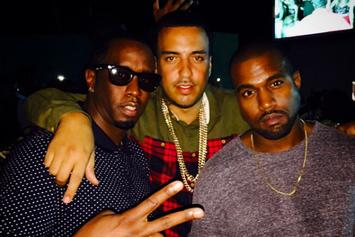 Kanye West, Diddy, French Montana And More Show Up To The Weeknd's L.A. Show