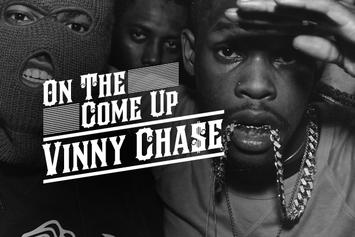 On The Come Up: Vinny Cha$e
