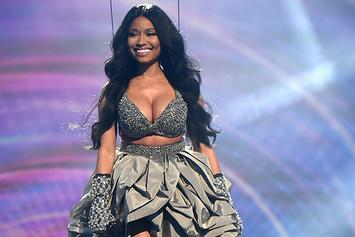 "Nicki Minaj's ""Only"" Lyric Video Criticized For Portraying Nazi Imagery"