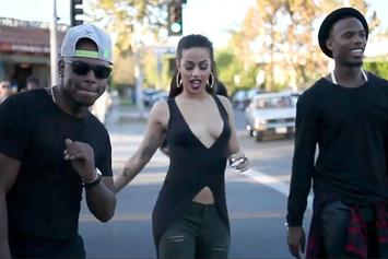 "B.o.B Feat. Li-Z & London Jae ""Fleek"" Video"
