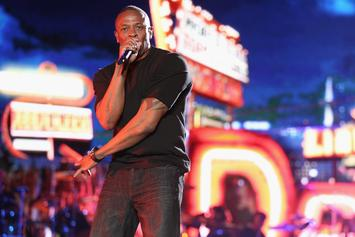 Forbes Names Dr. Dre The Highest Paid Musician of 2014