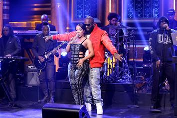 """Rick Ross & K. Michelle Perform """"If They Knew"""" On Fallon"""