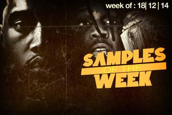 Samples Of The Week: December 18