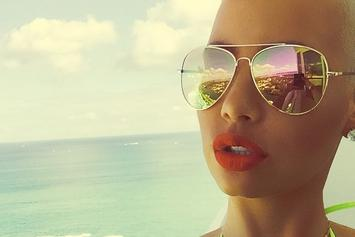Amber Rose Hits Miami, Shows Off The Goods