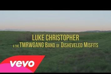 """Luke Christopher """"Ms. Holy Water"""" Video"""