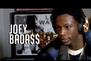 Joey Bada$$ On Hot 97