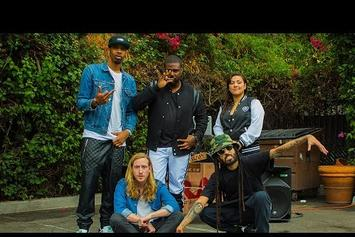 """Asher Roth Feat. King Chip, $kinny & Chevy Woods """"RAW Cypher"""" Video"""