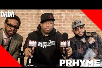 "Royce Da 5'9"", DJ Premier & Adrian Younge Break Down Their ""PRhyme"" Project"
