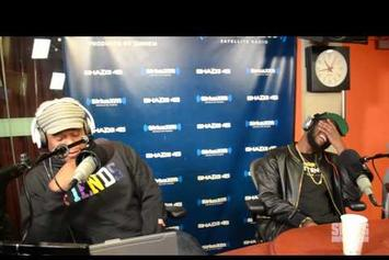"""Big K.R.I.T. Freestyles On """"Sway In The Morning"""""""