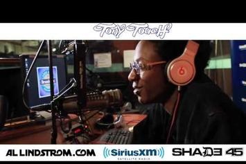 Joey Bada$$ Freestyles On Shade 45