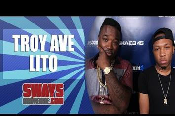 "Troy Ave & Young Lito's ""5 Fingers Of Death"" Freestyle"