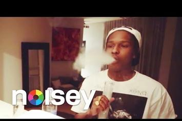 "A$AP Rocky ""SVDDXNLY"" Documentary (Part 3)"