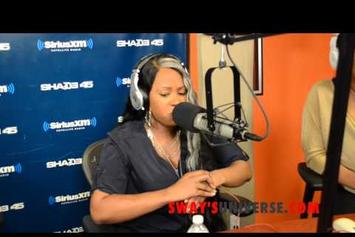 Remy Ma Freestyles On Sway In The Morning