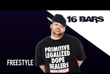 "Joell Ortiz ""16 Bars"" Freestyle"