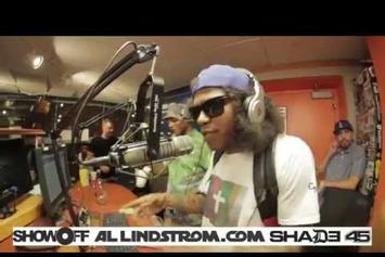 Ab-Soul And Retchy P Freestyle On Shade 45