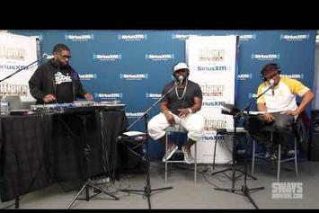 "Black Thought Freestyles On ""Hip Hop Nation"""
