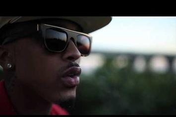 """August Alsina Feat. Pusha T """"Testimony Trailer/FML (Preview)"""" Video"""