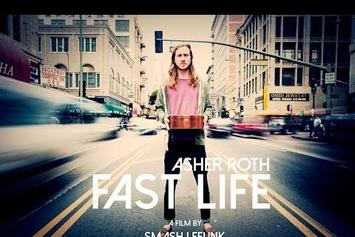 "Asher Roth Feat. Vic Mensa ""Fast Life"" Video"