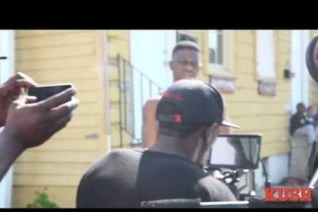 """BTS Of Lil Boosie's """"Show The World""""; His First Music Video Since Being Released"""