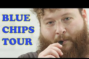 "Action Bronson Announces New ""Blue Chips 2"" Tour Dates"