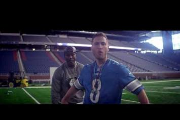"""Mike Posner Feat. Big Sean """"Top Of The World"""" Video"""