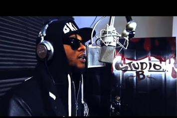 "DJ Premier's ""Bars In The Booth"" With Papoose"