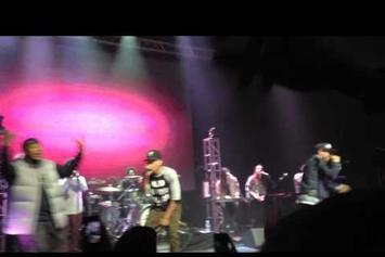 Chance The Rapper Brings Out Vic Mensa & Twista In Chicago