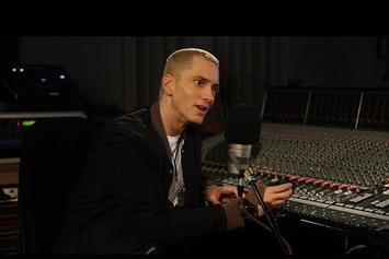 Eminem's Zane Lowe Interview (Part 2)