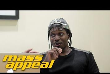 """Pusha T's """"MNIMN"""" Roundtable Discussion (Pt. 3)"""