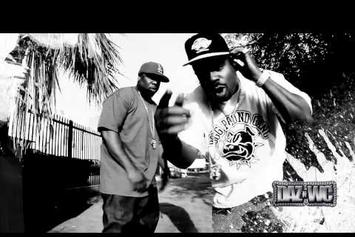 """Daz Dillinger Feat. WC """"Don't Call It A Comeback"""" Video"""