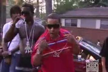 "Gucci Mane ""Throwback: DVD w/ Young Gucci, Waka, OJ Da Juiceman, Shawty Lo & More"" Video"
