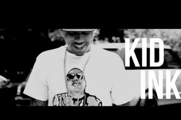 "Kid Ink ""Talks Touring w/ TDE, ""Bossin' Up"" Remix & More w/ DJ Skee "" Video"