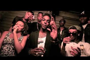 "Roscoe Dash ""Everyday"" Video"