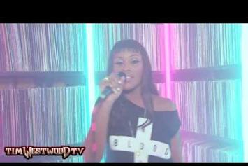 "Eve ""Tim Westwood Freestyle"" Video"
