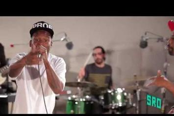 "Murs Feat. Fashawn ""Perform ""Slash Gordan"" Live"" Video"