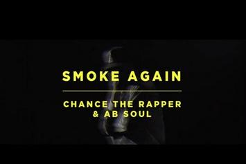 "Chance The Rapper Feat. Ab-Soul ""Smoke Again"" Video"