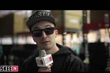 "Chris Webby Feat. Dizzy Wright ""BTS Of ""Turnt Up"""" Video"