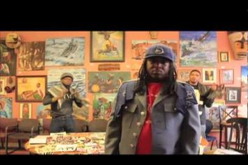 "J Dilla Feat.  5 ELA & Pierre Anthony ""Center Of The Movement"" Video"