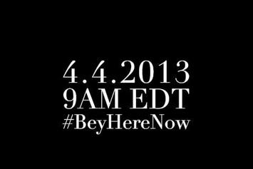 """Beyonce """"#BeyHereNow (Preview)"""" Video"""