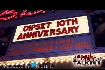 "Dipset ""10th Anniversary Concert Of ""Diplomatic Immunity"""" Video"