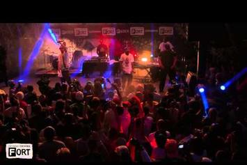 """French Montana """"Stay Schemin' (Live At SXSW)"""" Video"""