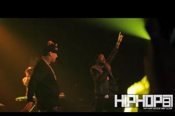 """French Montana """"Brings Out Meek Mill in Philly"""" Video"""